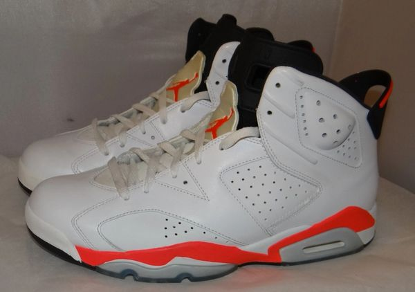 Air Jordan 6 Infrared Size 12 384664 123 #3854