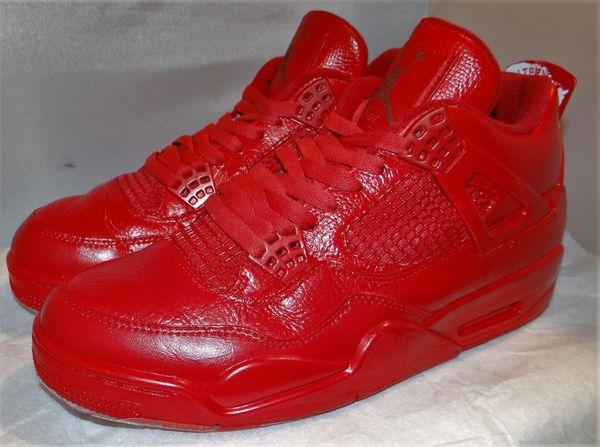 Custom Air Jordan 4 Size 10.5 308497 106 #3968