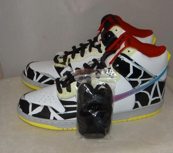 New Nike Dunk Thrashin Size 10.5 313171 141 #4410