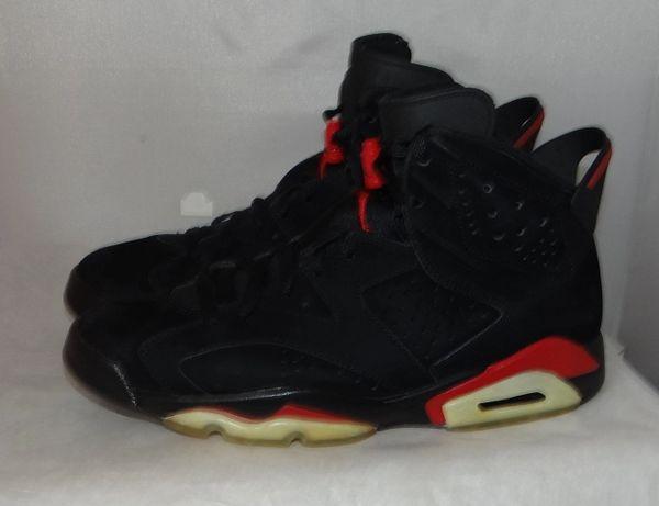 Air Jordan 6 Infrared Size 10 384664 061 #4383