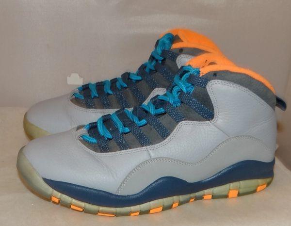 Air Jordan 6 Bobcats Size 8.5 #4566 310805 026