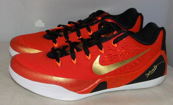 New Kobe 9 China Pack Size 10.5 683251 670 #4535