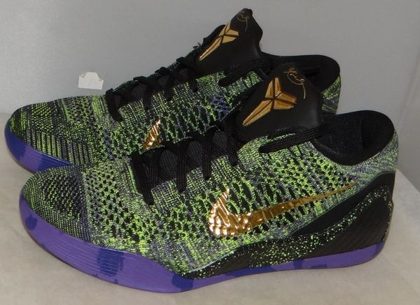 New Kobe IX Mamba Moment Size 11 677992 998 #4627