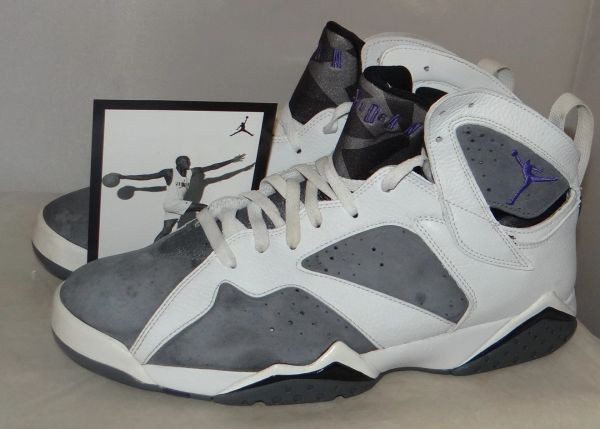 718f4b74cd3 Air Jordan 7 Flint Size 13 304775 151 #4697 | Sneakermania USA