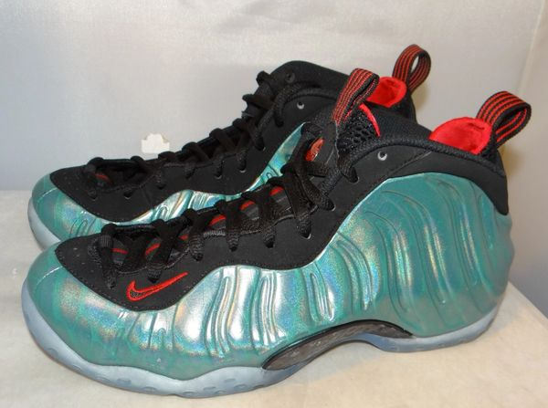Gone Fishing Foamposites Size 8 #4714 575420 300