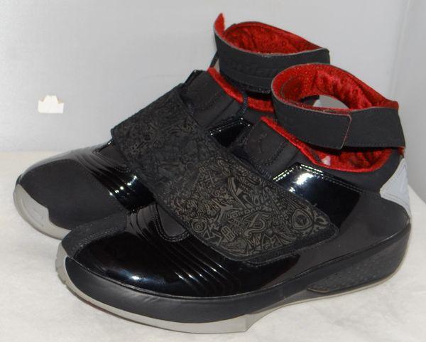 Air Jordan 20 Stealth Size 8.5 310455 002 #4772