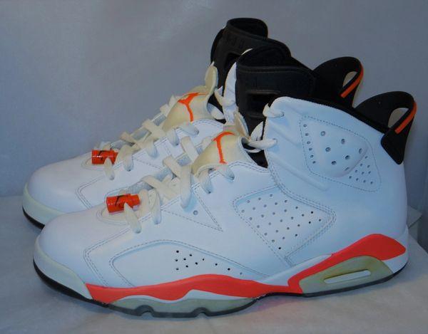 Air Jordan 6 Infrared Size 11 #4915 384664 123