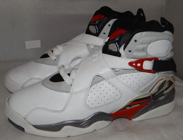 CDP Air Jordan 8 Bugs Bunny Size 5.5 305368 103 #5045