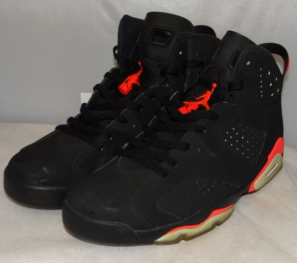Air Jordan 6 Infrared Size 13 384664 023 #5064
