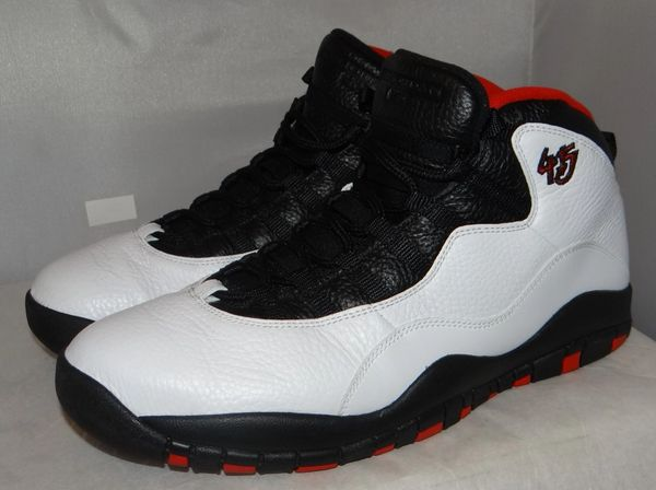 Air Jordan 10 Double Nickel Size 11.5 310805 102 #5071