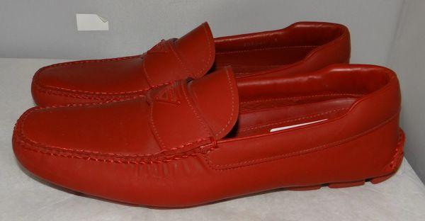 Prada Loafers Size 9.5 #5079