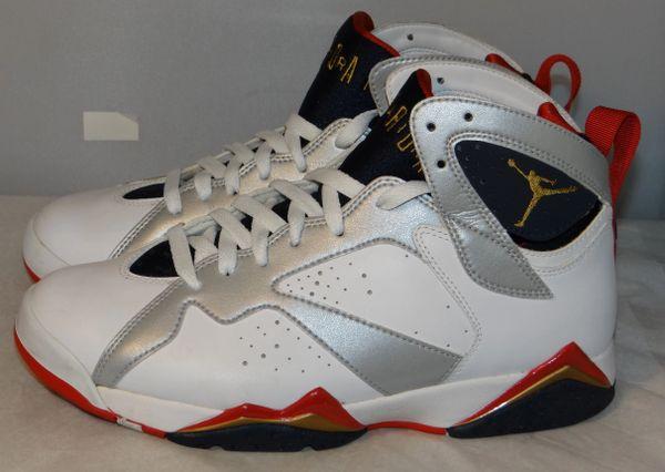 Air Jordan 7 Olympic Size 8 304775 135 #5090