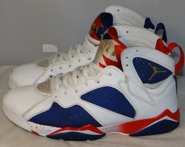 Air Jordan 7 Olympic Size 11 304775 123 #5095