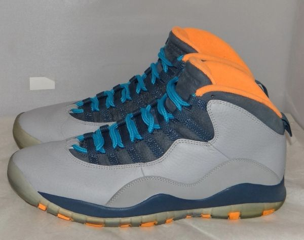 Air Jordan 10 Bobcats Size 10.5 310805 026 #5103
