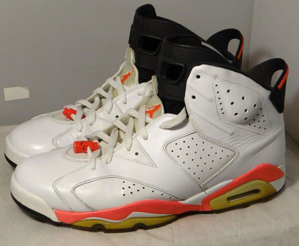 Air Jordan 6 Infrared Size 11 384664 123 #5134