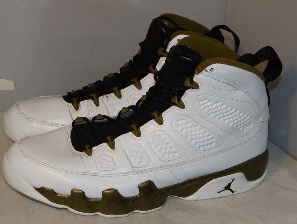 Air Jordan 9 Statue Size 11 302370 109 #5145