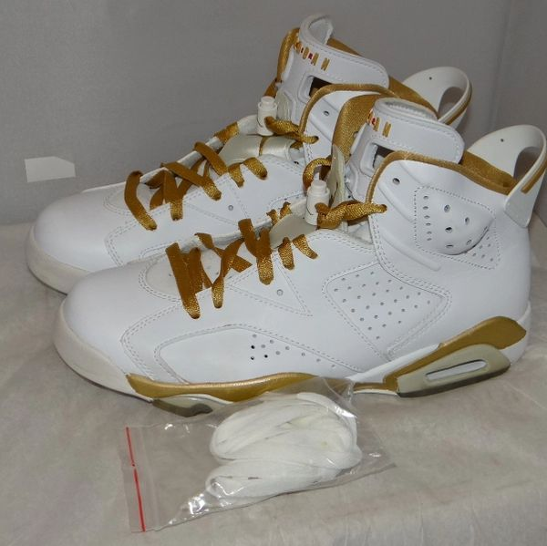 Air Jordan 6 GMP Size 8 535357 935 #5153