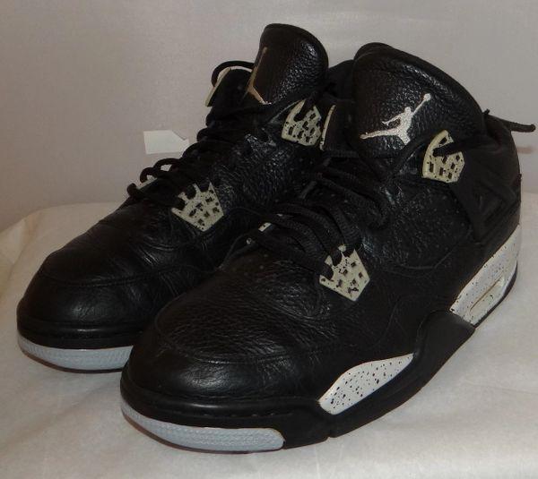 Air Jordan 4 Oreo Size 9 314254 003 #3880