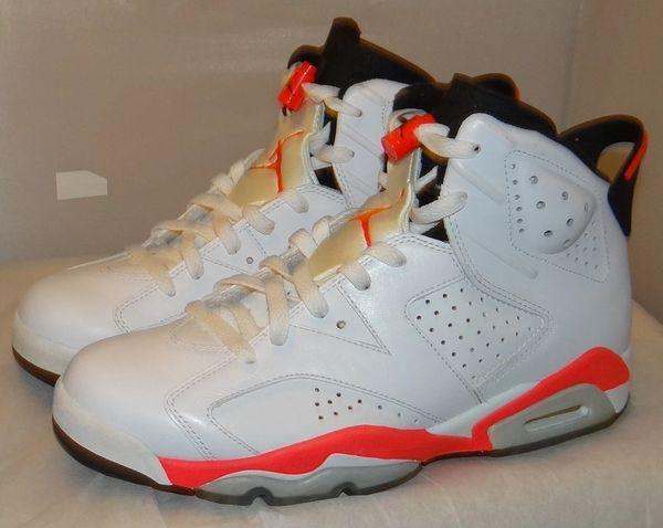 Air Jordan 6 Infrared Size 8.5 384664 123 #4277