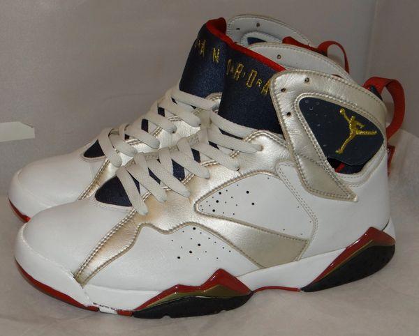 2005 Air Jordan 7 Olympic Size 8.5 304775 171 #4590