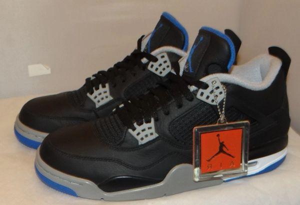 New Air Jordan 4 Motorsport Size 10.5 308497 006 #5174