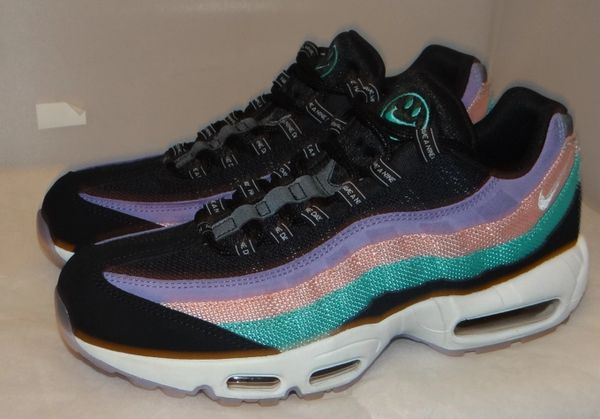 Air Max 95 Have a Nike Day Size 8.5 BQ9131 001 #5173