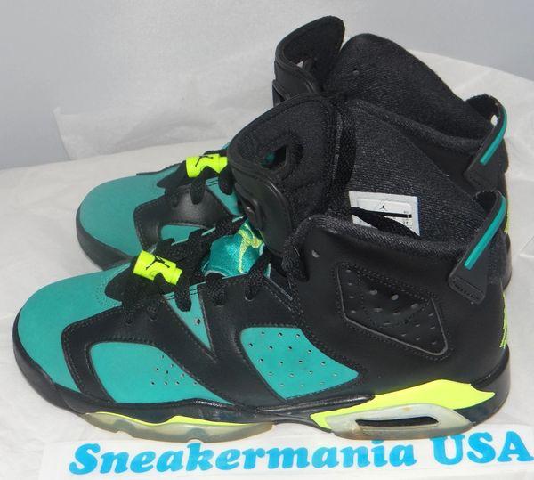 Air Jordan 5 Brazil Size 5.5 543390 043 #1662