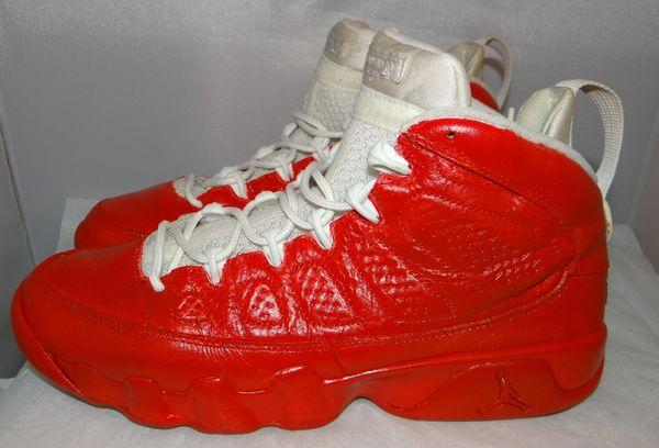 Air Jordan 9 Custom Size 7 302359 106 #2289