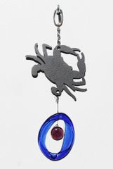 0816 Crab Metal Mini Chime