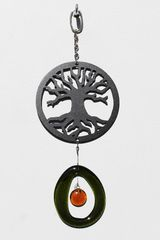 0826 Tree Mini Metal Chime