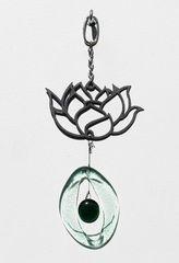 0827 Lotus Metal Mini Chime