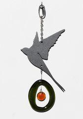 0833 Swallow Metal Mini Chime