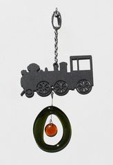 0870 Train Mini Metal Chime