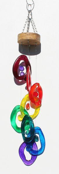 0102 Rainbow Spiral