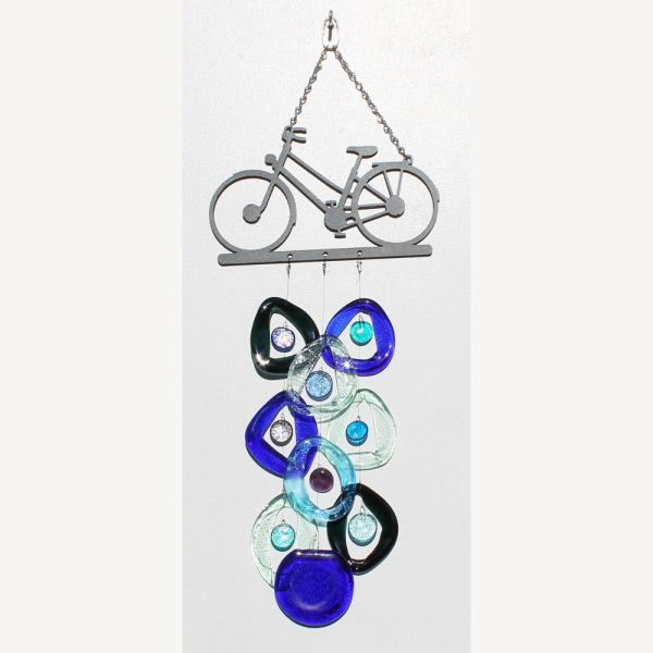 0725 Bicycle Metal Top Chime