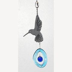 0803-M Hummingbird Metal Mini Chime
