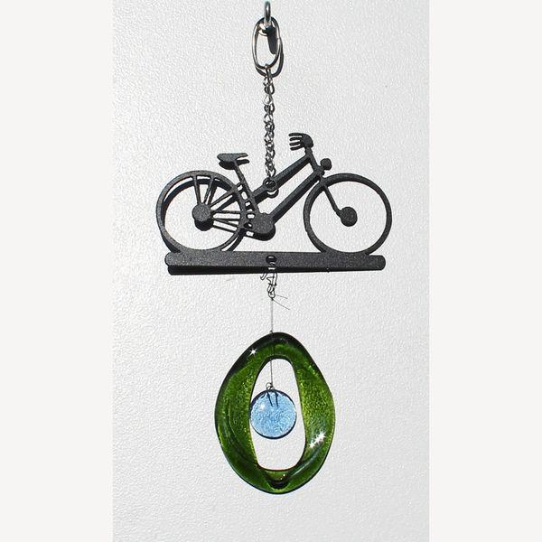 0825-M Bicycle Metal Mini Chime