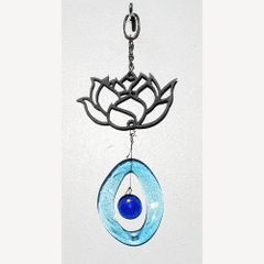 0827-M Lotus Metal Mini Chime