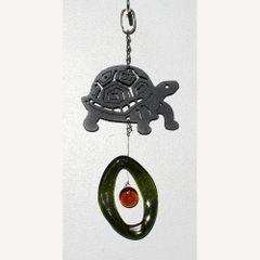 0832-M Tortoise Metal Mini Chime