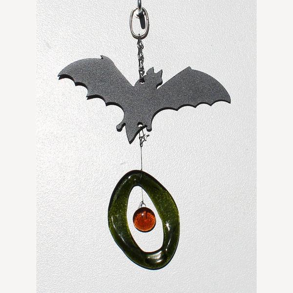 0850-M Bat Metal Mini Chime