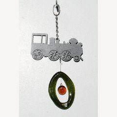 0870-M Train Metal Mini Chime