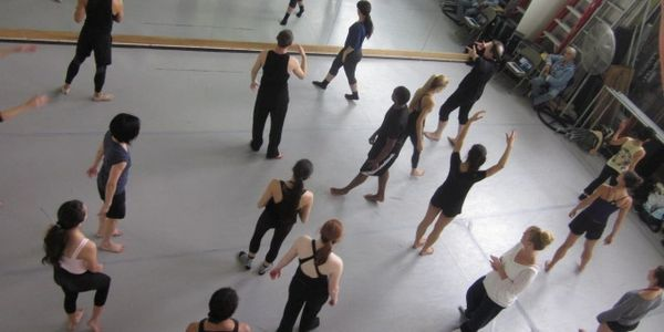 Brockus Project Studio dance class