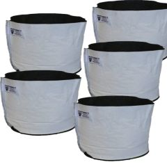 (5x) 3 gallon Root Trapper II squat pots -- U.S. RESIDENTS ONLY --