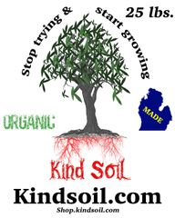 25 lbs. Kind Soil Hot Soil™ product