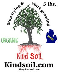 5 lbs. Kind Soil Hot Soil™ product Create your own order size