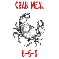 5lbs. Crab Meal 6-6-0