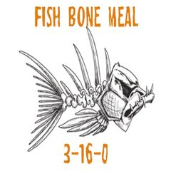 5lbs. Fish Bone Meal 3-16-0