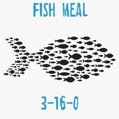5lbs. Fish Meal 3-16-0