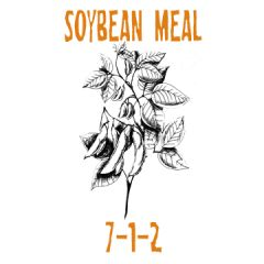 5lbs. Soy Bean Meal 7-1-2
