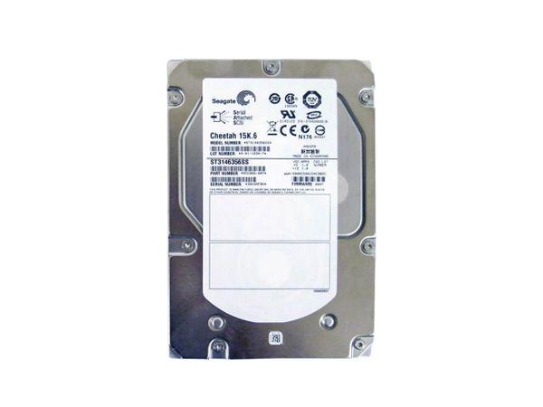 "Dell//Seagate 146GB 15K SAS 3.5/"" ST3146356SS Hard drive"